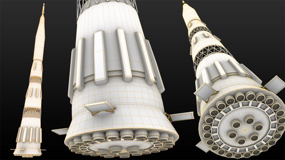 russian spacecrafts